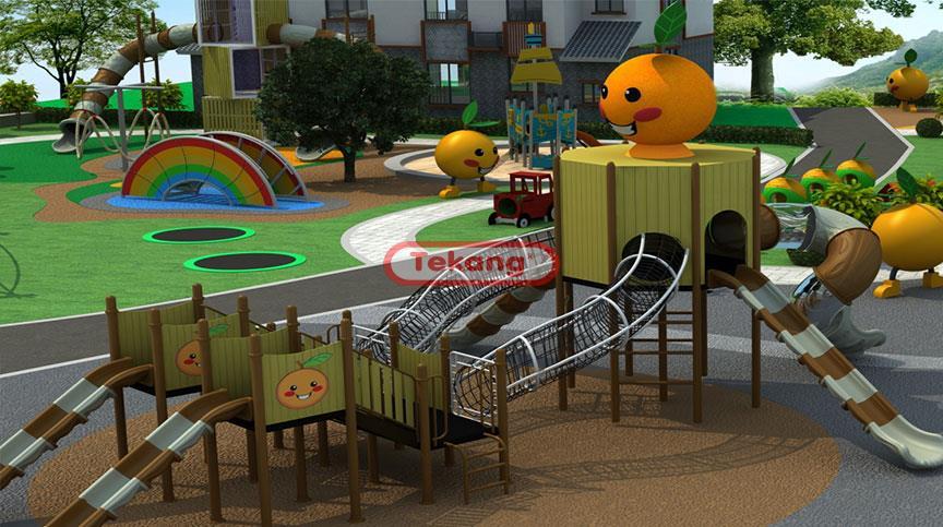 橘子乐园(图1)
